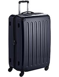 HAUPTSTADTKOFFER - Alex - Handgepäck Hartschalen-Koffer Trolley Rollkoffer Reisekoffer Koffer-Set, Erweiterbar, 4 Rollen, (S, M & L)