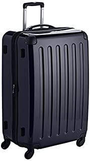 HAUPTSTADTKOFFER - Alex- Luggage Suitcase Hardside Spinner Trolley 4 Wheel Expandable, 75cm, black (B007AKANLE) | Amazon price tracker / tracking, Amazon price history charts, Amazon price watches, Amazon price drop alerts