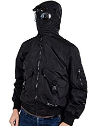Mens Location Hunter Exo Goggle Bomber Jacket Waterproof Taped Seams Mesh Lined