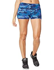 Zumba Fitness Camo Perfects Short Femme Queue The