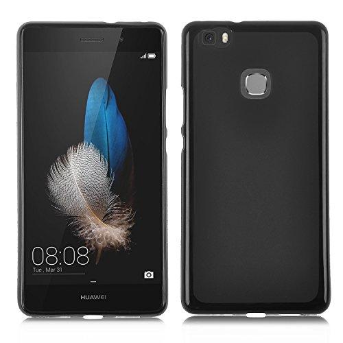 KuGi Sony Xperia E5 Hülle - MX Stil Hochwertige ultradünne weiche TPUHülle für Sony Xperia E5 Smartphone.(Schwarz)
