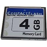 Generic 4GB CF Digital Mémoire Carte pour Camera Appareil Photo GPS MP3 PDAS