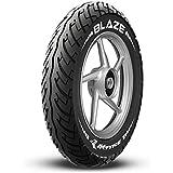 JK TYRE BLAZE BA21 90/100-10 Tubeless Scooter Tyre, Front & Rear