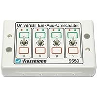 Viessmann 5550 - Universal de encendido y apagado [Importado de Alemania]
