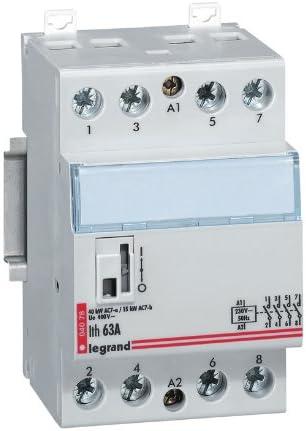 Legrand 004078 Contatore di Energia Elettrica, Monofase | Numeroso Nella Nella Nella Varietà  | Facile Da Pulire Surface  | Export  7b07d8