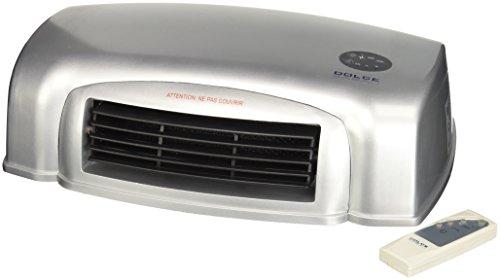 Dolce Casa DC1012 - Radiador de pared para baño 1300 W