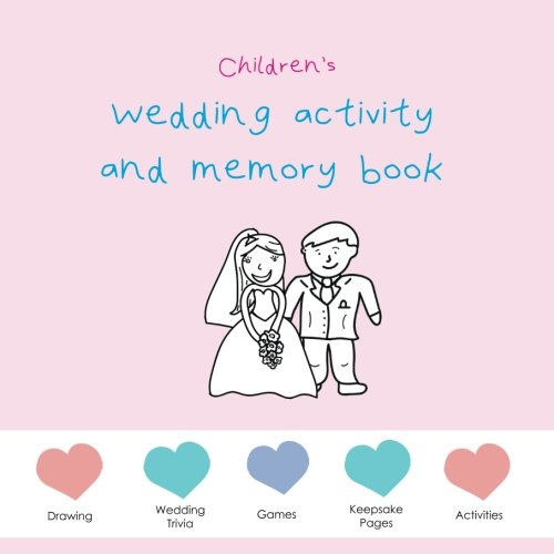 childrens-wedding-activity-and-memory-book-pink-edition-wedding-activities-puzzles-games-and-keepsak