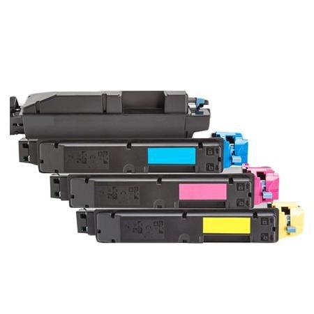 Preisvergleich Produktbild 4 Schneider Printware Toner | 25% höhere Druckleistung | als Ersatz für TK-5150 für kyocera ecosys M6035cidn , ecosys M6535cidn, ecosys P6035cdn | Geprüft nach ISO-Norm 19798 |