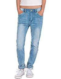 Fraternel pantalon jeans femme boyfriend used