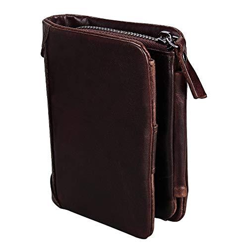 cd6aeae036ac0 Geldbörsen mit RFID Schutzhülle Herren Echtleder Portemonnaie gebraucht  kaufen Wird an jeden Ort in Deutschland