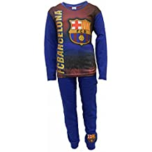 "FC Barcelona Football Club ""FCB"" Niños pijamas"