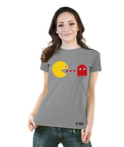 Colour Fashion shirt - Donna Grey