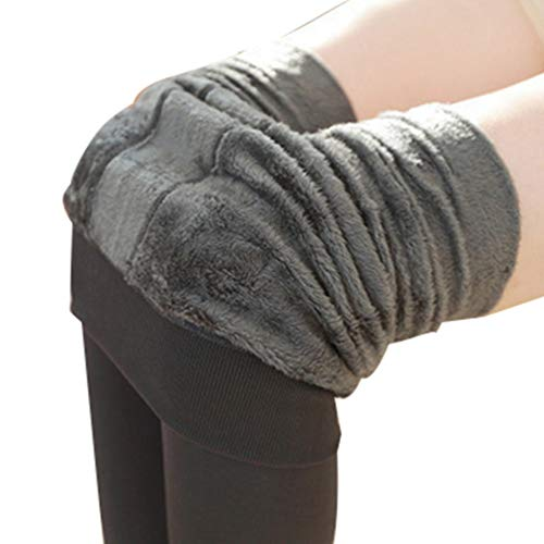 Leggings Mujer,Cálido Invierno Terciopelo Elástico