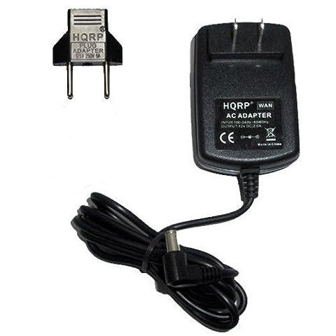 HQRP AC Chargeur pour Yamaha PA-130, PA-150 PA-3 EPA-3, EPA-6, PA-6; NP-31 NP-30 EZ-200 YPT-220 YPT-230 PSR-E413