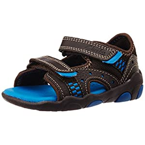 Clarks Boy's Beach Dug Fst First Walking sandal and floaters