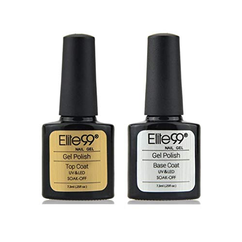 Elite99 Base y Top Coat Semipermentes