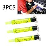 Aire acondicionado a/c sistema de prueba de fugas de aceite para coche Frozen Tracer herramienta de...