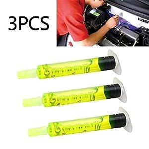 reparación aire acondicionado coche: Aire acondicionado a/c sistema de prueba de fugas de aceite para coche Frozen Tr...