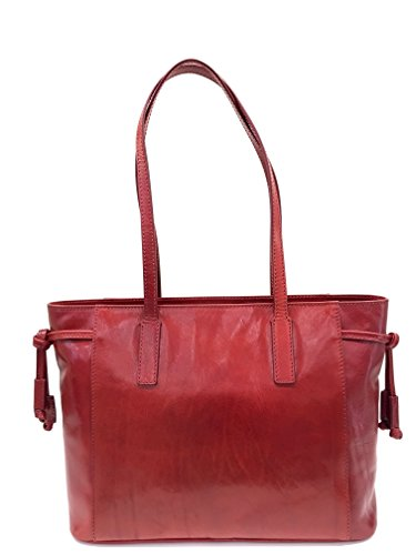 THE BRIDGE Shopper PASSPARTOUT DONNA 4552601 rot, rot