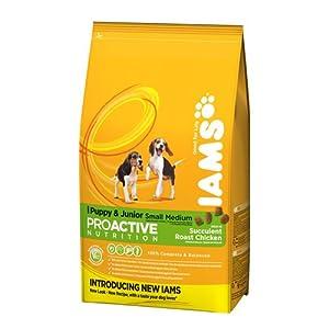 Iams Puppy & Junior Small/Medium Breed Chicken Dog Food 3kg by IAMS