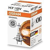 OSRAM Original 12V H7 Lampada alogena per proiettori 64210 - Confezione singola - Trova i prezzi più bassi su tvhomecinemaprezzi.eu