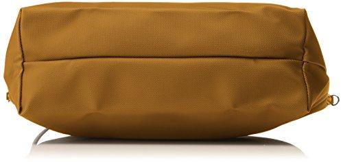LacosteL1212 Concept - Borsa a tracolla Donna Marron (Golden Brown)