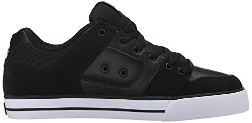 DCPure Mens Shoe - Pantofole unisex adulto Black/Black/White 2