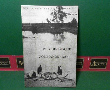 Die chinesische Wollhandkrabbe. (= Die neue Brehm-Bücherei, 70).