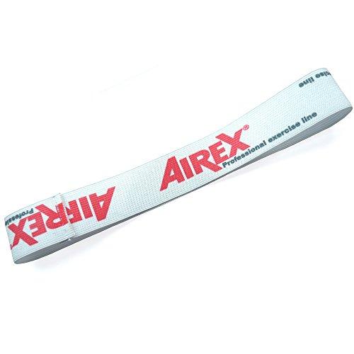 Airex Haltegurt Gummiband für alle kleinen Airex Fitness-Matten und Gymnastik-Matten, dehnbarer geschlossener Gummi-Gurt, Maße ca. 26 x 3,2 cm -