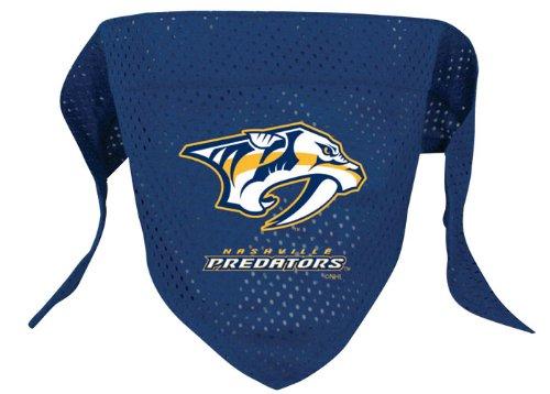 NHL Nashville Raubtiere Pet Bandana, Team (Ideen Nfl Kostüm)