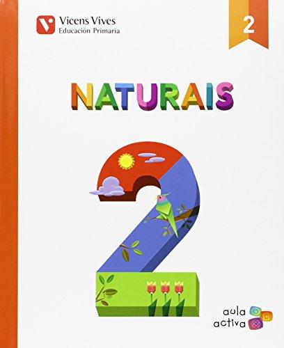 Naturais 2 (aula Activa) - 9788468228303