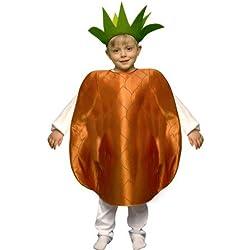 Disfraz de Piña Infantil (5-6 años)
