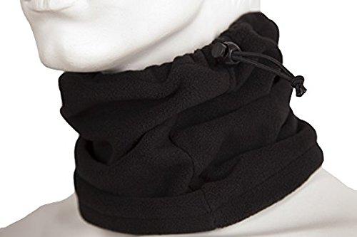 Premium Multifunktionstuch aus Fleece   Das Fleecetuch wie es die Profifußballer tragen   Geeignet für Fußball, Ski, Motorrad, Fahrrad und weitere Sportaktiitäten