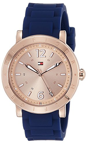 Tommy Hilfiger Analog Rose Gold Dial Women's Watch - TH1781617J