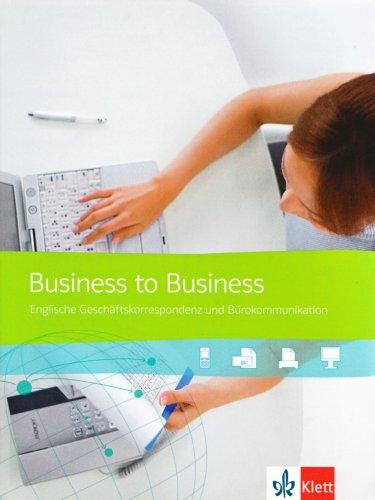 Business to Business/Schülerbuch