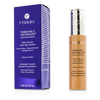 By Terry Terrybly Densiliss Wrinkle Control Serum Foundation - # 5.5 Rosy Sand 30ml