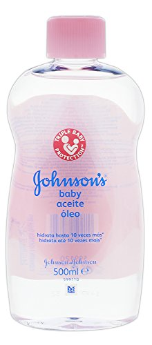johnson baby olio