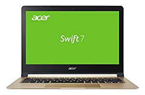 Acer Swift 7 33,8 cm Notebook schwarz