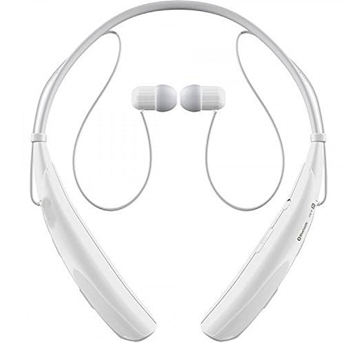 Karbonn K84 Compatible Universal Bluetooth Headset with Detachable earpiece - White  available at amazon for Rs.699
