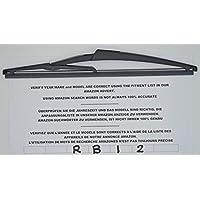 Limpiaparabrisas trasero de ajuste exacto RB12-nis
