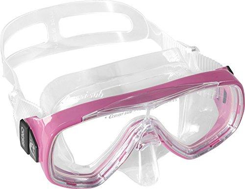 Cressi Tauchmaske Ondina Gafas de Snorkeling