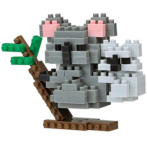 Unbekannt Nanoblock NBC-257 Koala Tiere Spielzeug, Multi Preisvergleich