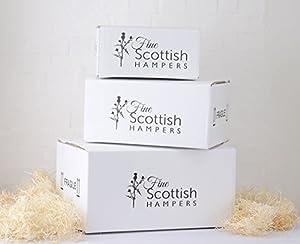 Arran Cheese & Mustard Scottish Hamper from Fine Scottish Hampers