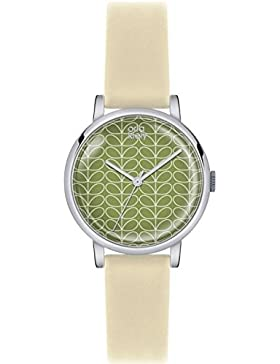 Orla Kiely Damen-Armbanduhr OK2033