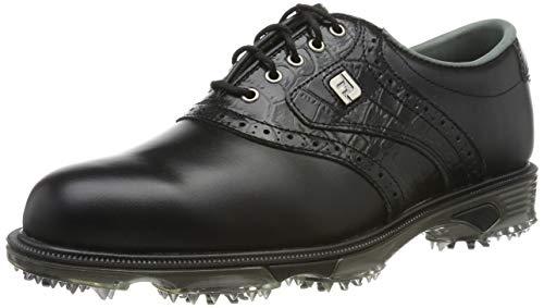 Footjoy DryJoys Tour, Scarpe da Golf Uomo, Nero (Negro 53717), 40 EU