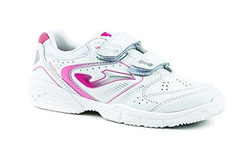 JOMA W_SCHOW_613 SCARPE JUNIOR W SCHOOL 613 BIANCO-ROSA Shoes Fall Winter BIANCO-ROSA