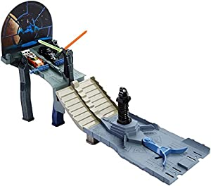 STAR WARS - Surtido de Pistas de Coche Hot Wheels (Mattel CHB13)