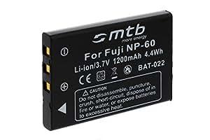 Batterie NP-60 pour FujiFilm Finepix 50i, F401, F410, F601, M603