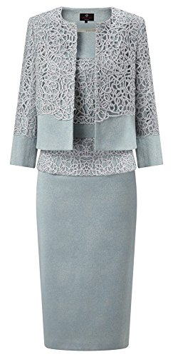Cornella Mother of The Bride Dress and Jacket set