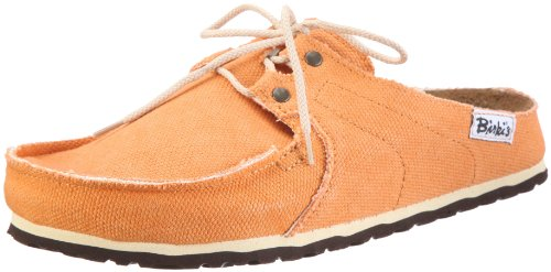 Birki Super Skipper Black, Mules Adulte Mixte Orange-TR-F5-10